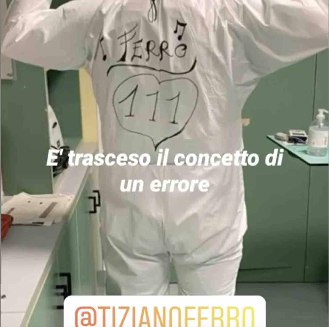 medici Tiziano Ferro