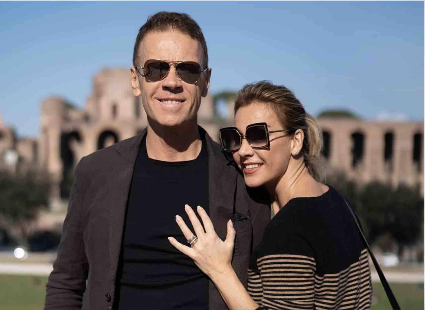 Rocco Siffredi moglie