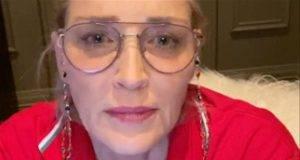 Sharon Stone Croce Rossa