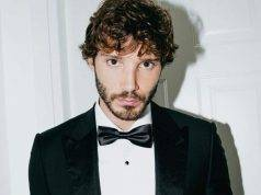 Stefano De Martino in smoking