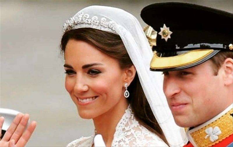 William e Kate matrimonio