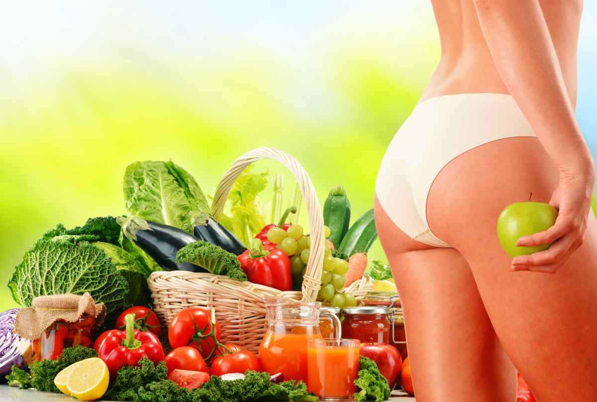 combattere la cellulite a tavola alimenti drenanti