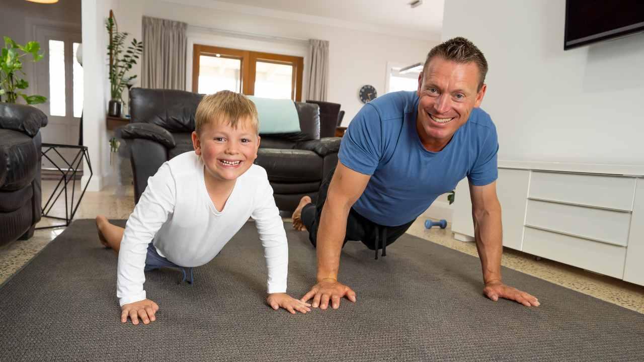 attività fisica bambini