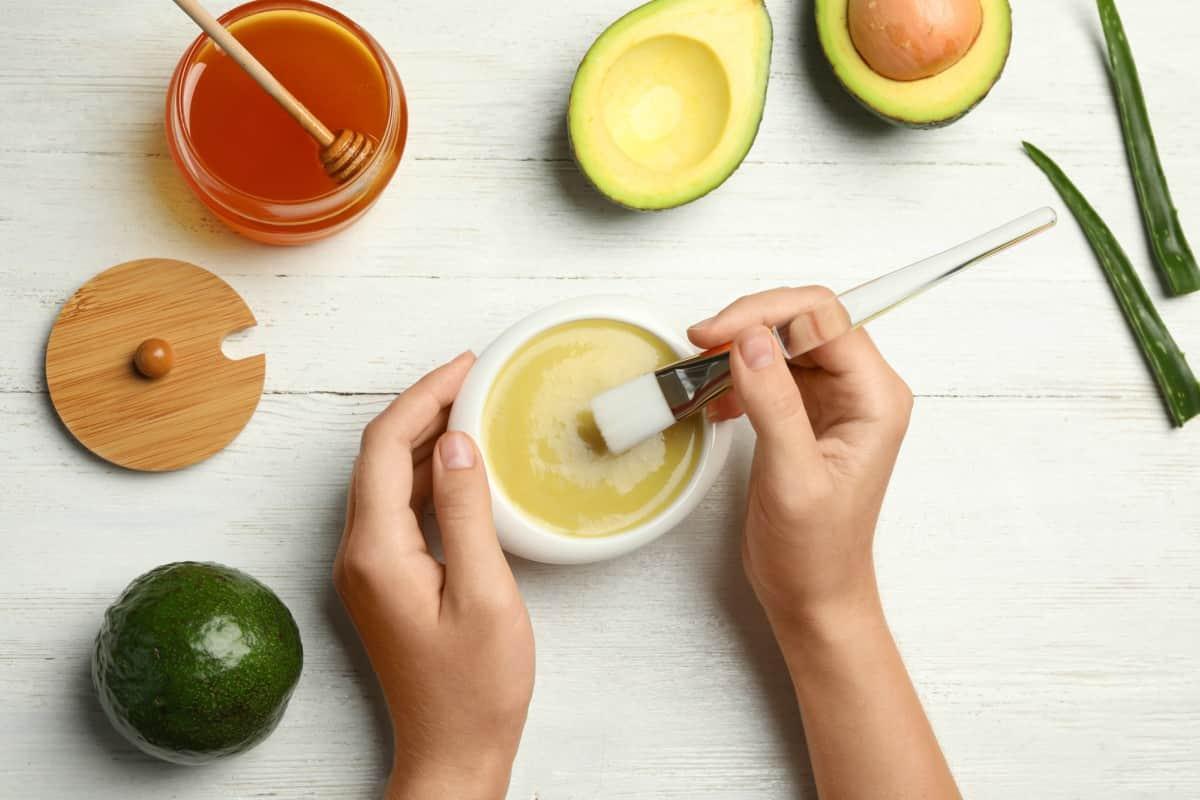 Pelle perfetta 5 trattamenti con l'avocado