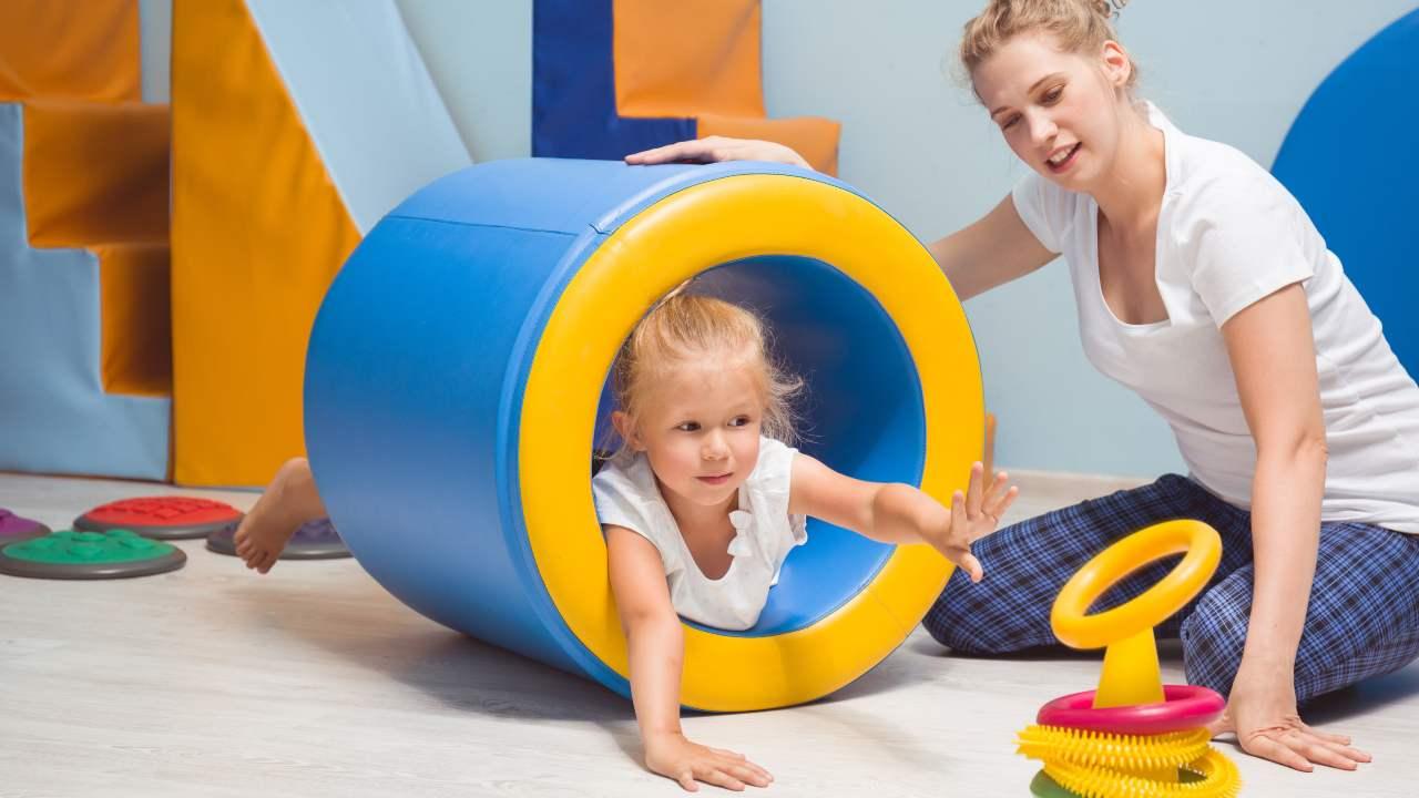 bambini attività fisica