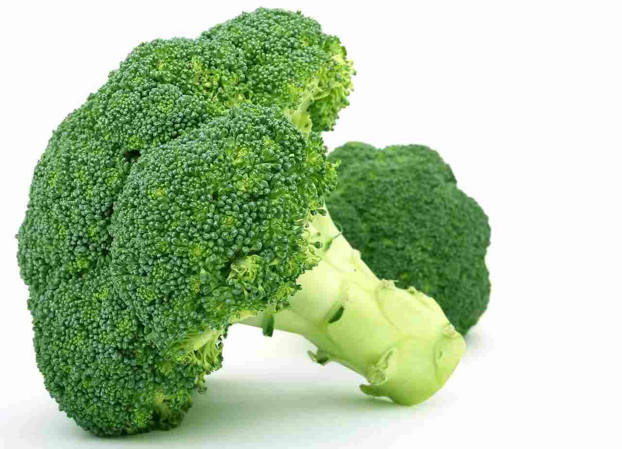 broccoli croccanti padella