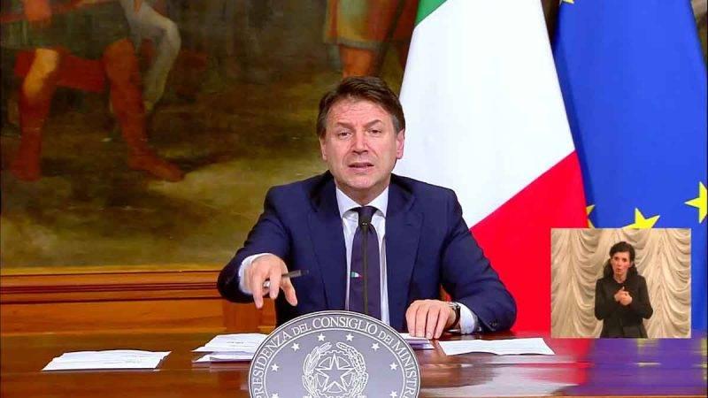 Giuseppe Conte 6aprile
