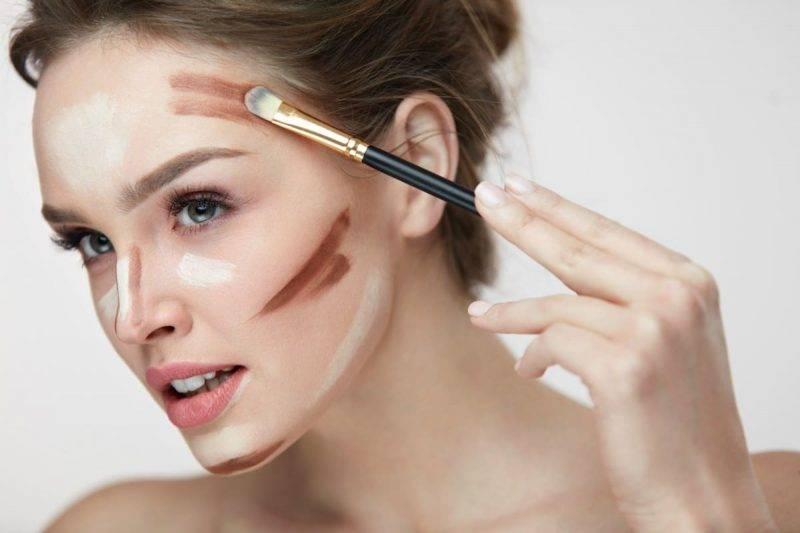 Il contouring makeup giusto per ogni viso