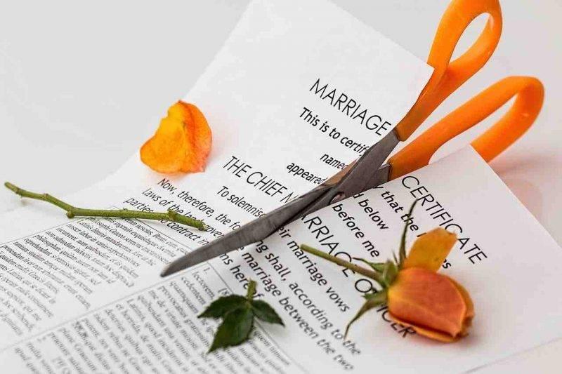fine matrimonio