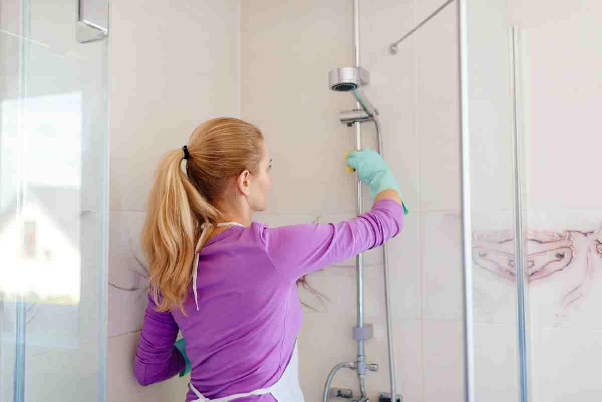 doccia pulita consigli e rimedi