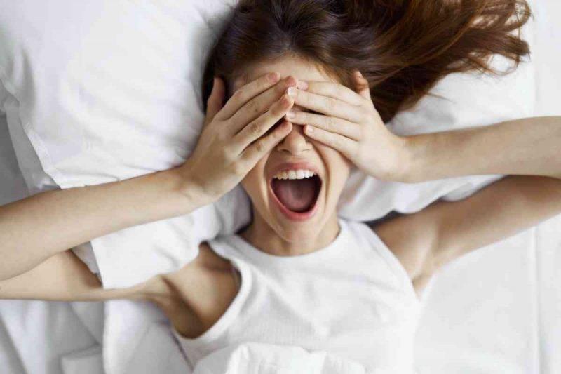Spasmo Ipnico la sensazione di cadere nel vuoto mentre si dorme