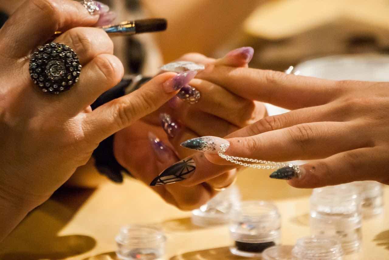 nail art onicotecnica