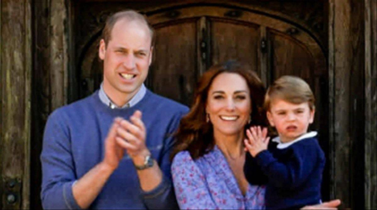 William e Kate | Le foto per i due anni di Louis sono un