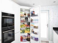 disposizione frigorifero
