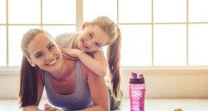 ginnastica mamma e bimba