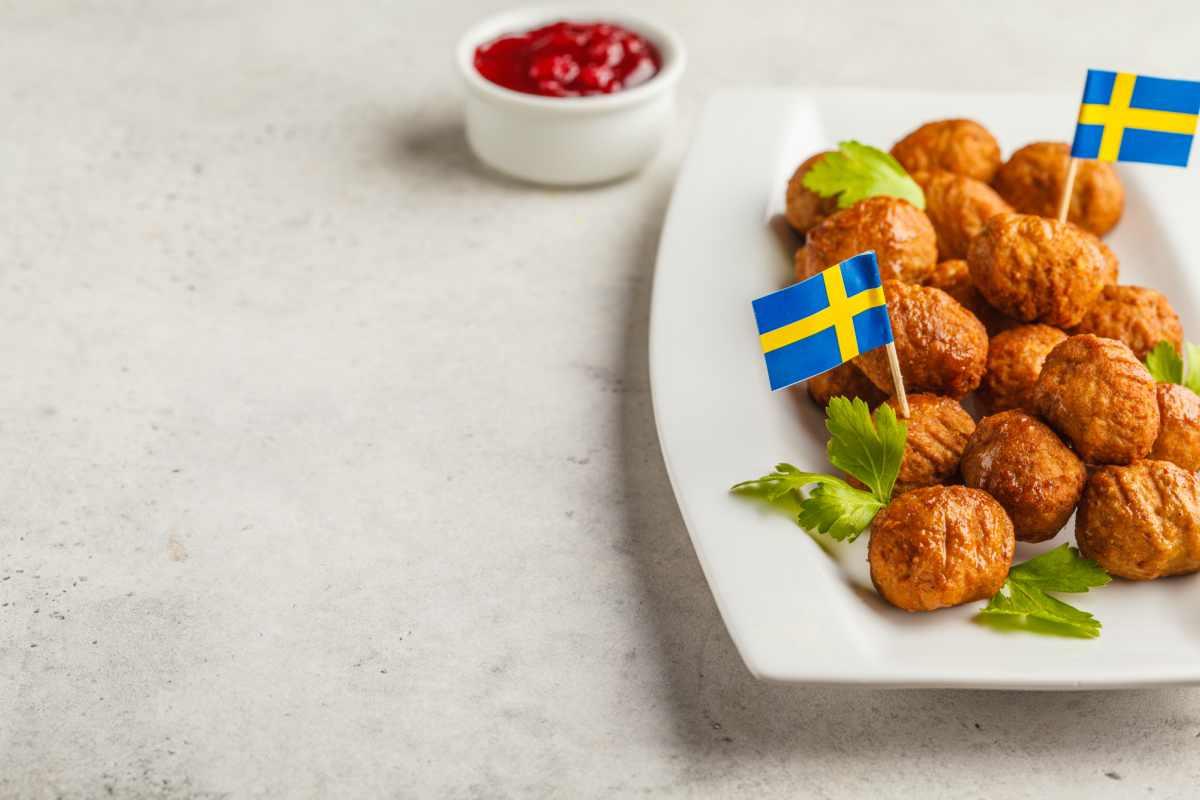 Ikea svela la ricetta delle sue polpette