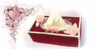 Festa della Mamma scatola porta fazzoletti