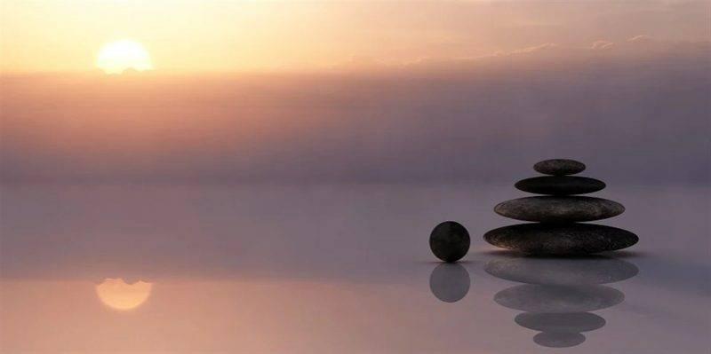 silenzio equilibrio