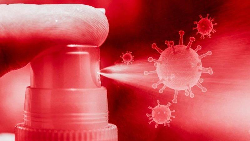 coronavirus mascherina sanificazione
