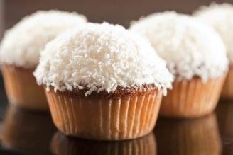 muffin al cocco!