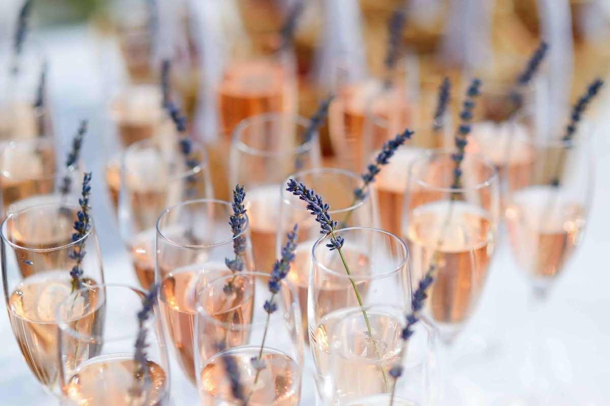 champagne matrimonio