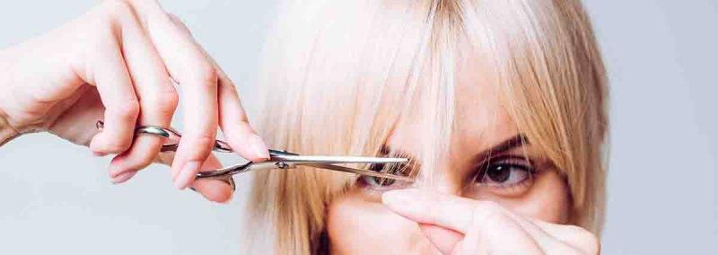 tagliarsi i capelli