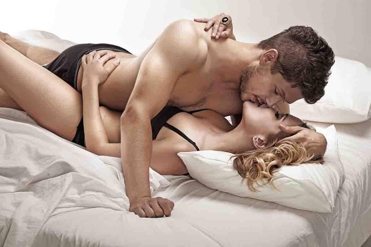 coppia intimita