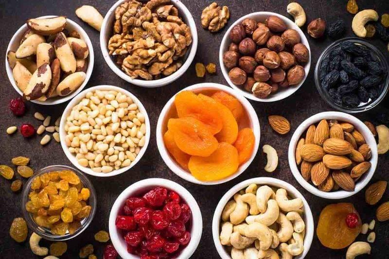 benefici frutta secca