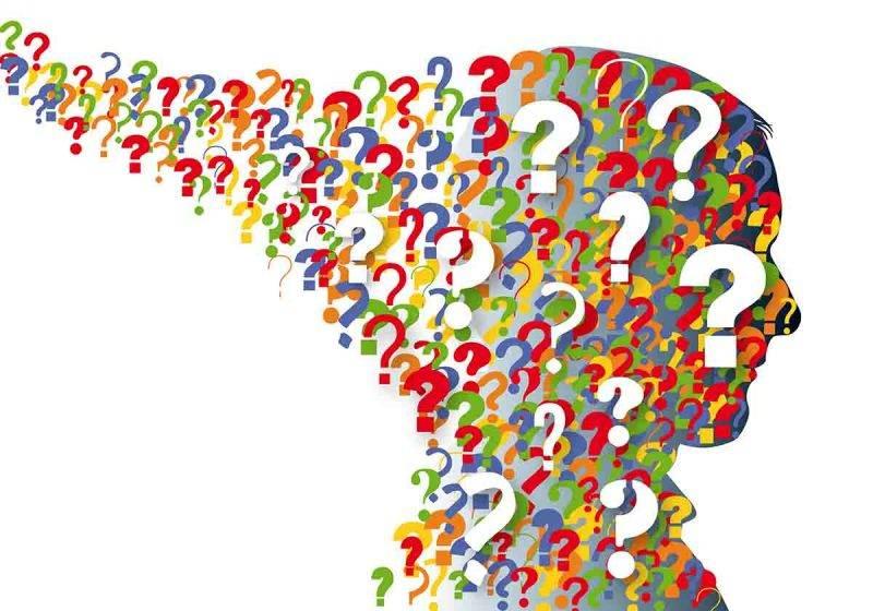 Test punti interrogativi