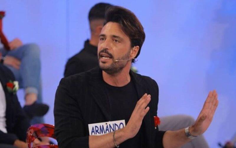 Armando Incarnato al Trono Over