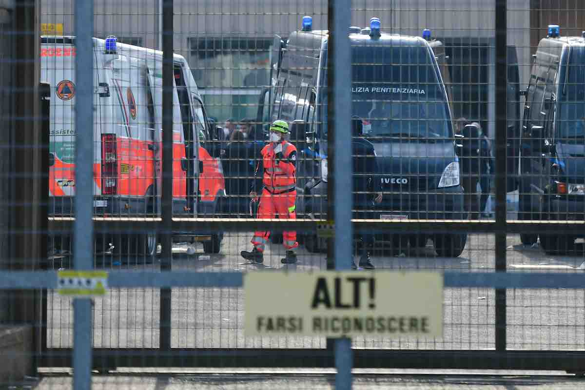 Covid, già 5 morti nelle carceri nel corso della seconda ondata