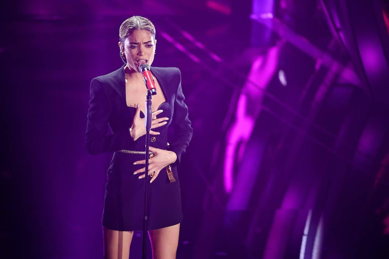 Elodie, amore e lockdown a Radio 105 (Getty Images)