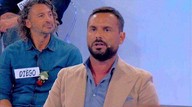 Enzo Capo a Uomini e Donne