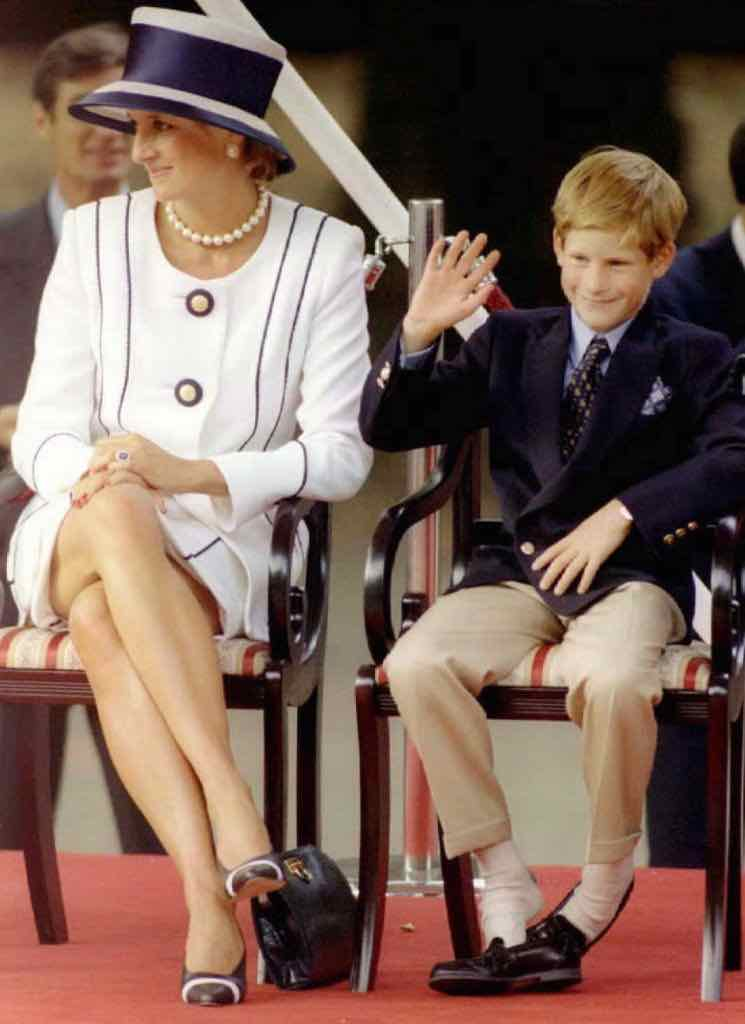 Lady Diana Harry