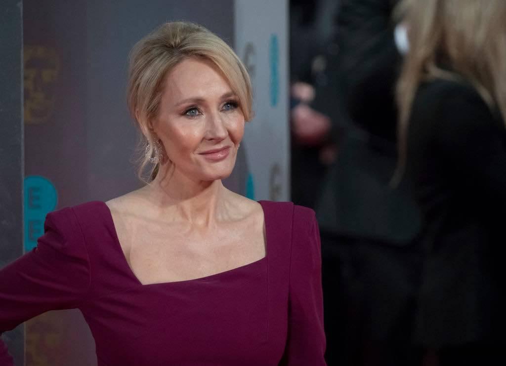J K Rowling Twitter