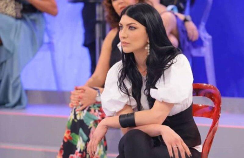 Giovanna Abate a Uomini e Donne