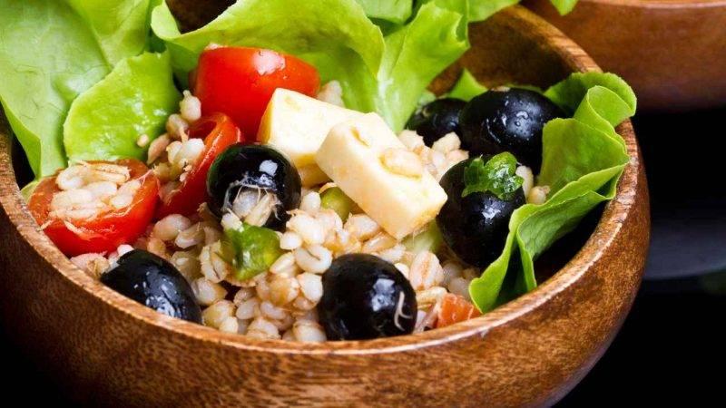 insalata farro