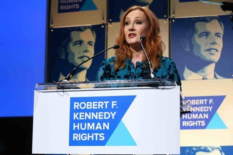 J.K. Rowling pubblica un nuovo romanzo (Getty Images)