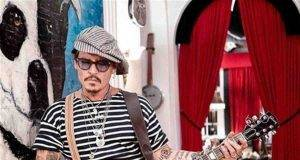 Johnny Depp video