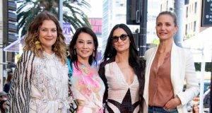 Le attrici di Hollywood tirano fuori le unghie su Instagram