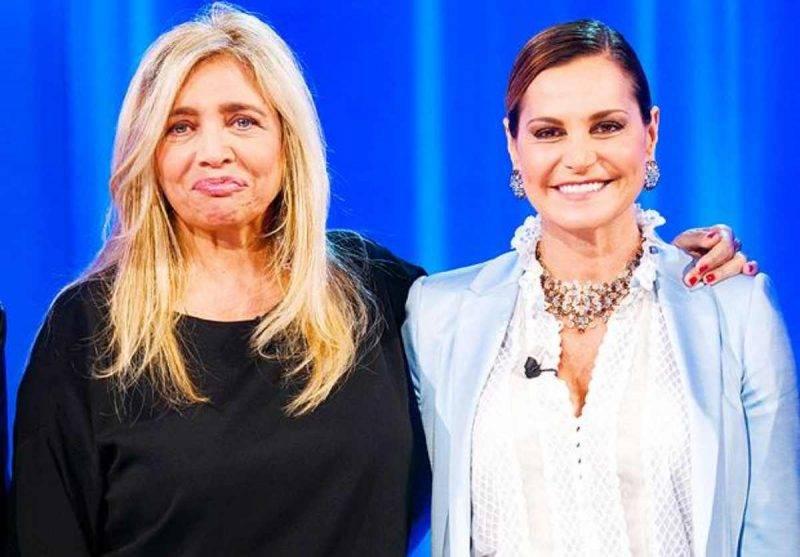Mara Venier e Simona Ventura insieme