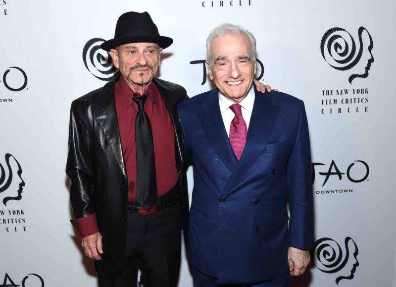 Martin Scorsese e il suo primo film Western, lo produrrà la Apple (Getty Images)