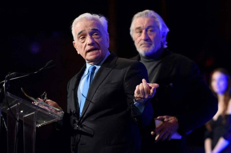 Martin Scorsese sta lavorando al suo nuovo film (Getty Images)