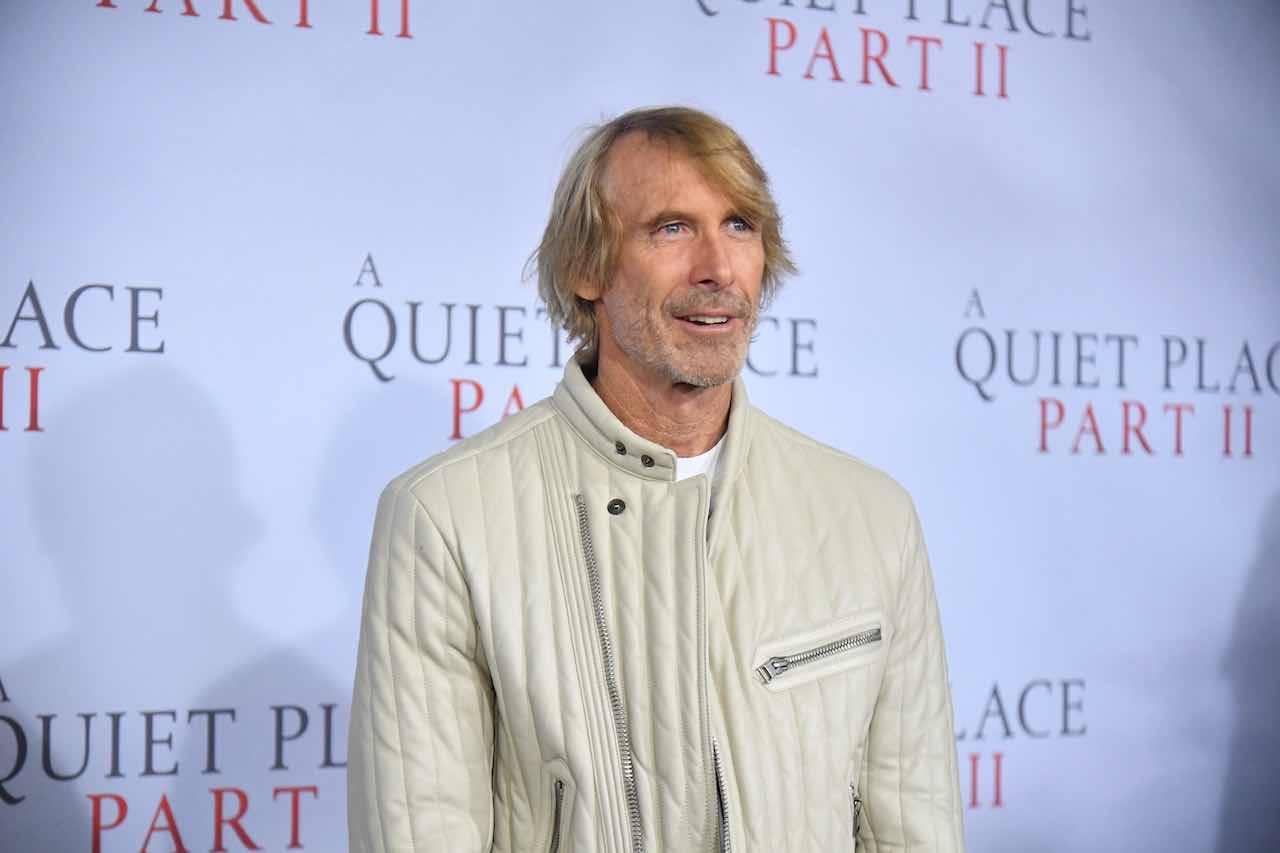 Michael Bay produttore del primo film USA sulla pandemia (Getty Images)