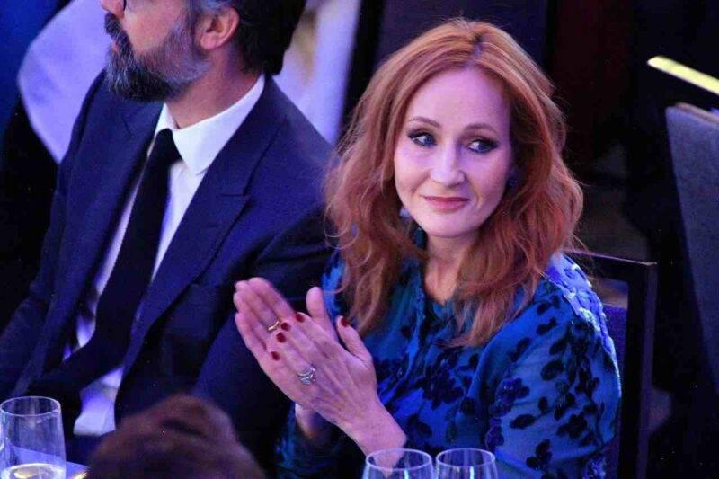 Nuova opera letteraria per J.K. Rowling (Getty Images)