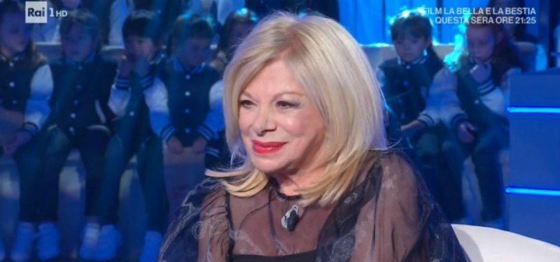 Sandra Milo a sostegno degli artisti