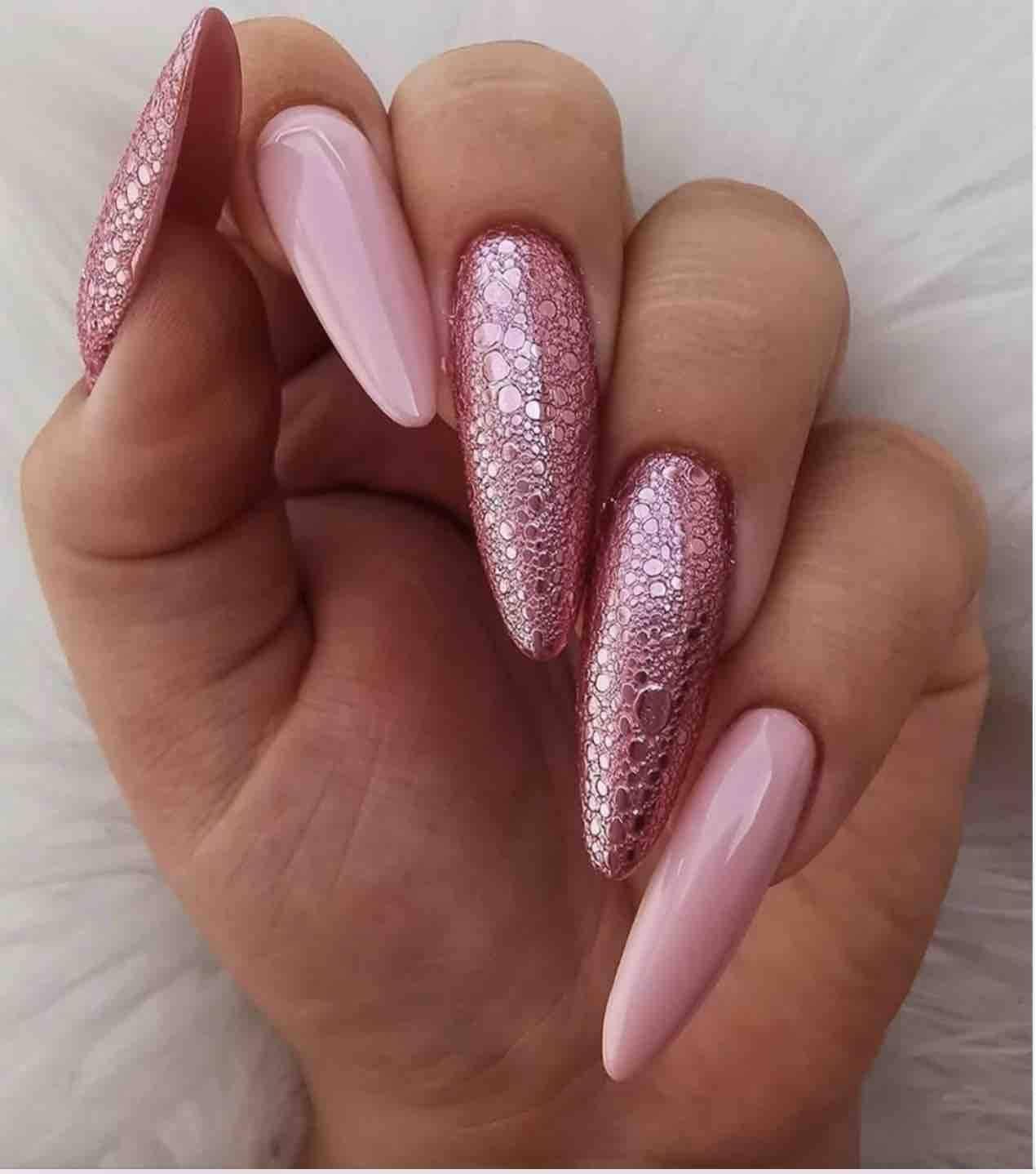bubble nails colori