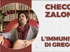 Checco Zalone canzone