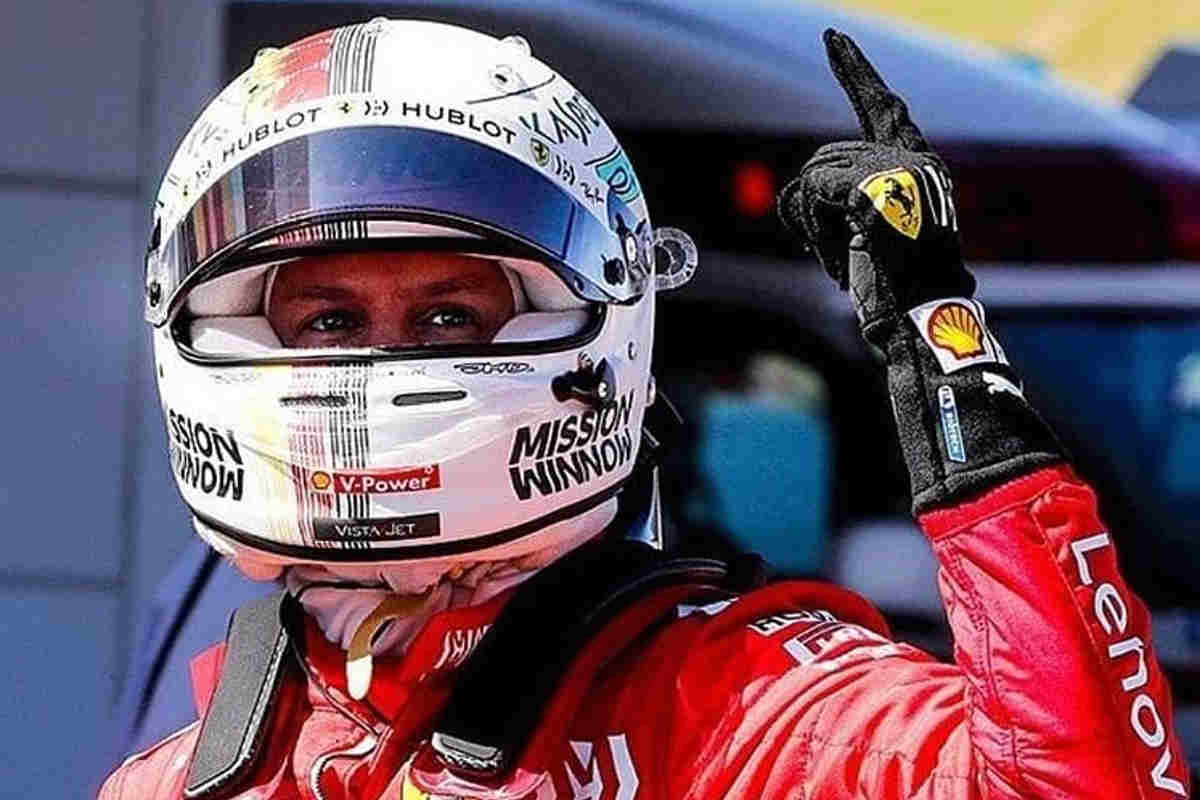 Sebastian Vettel lascia la Ferrari – VIDEO