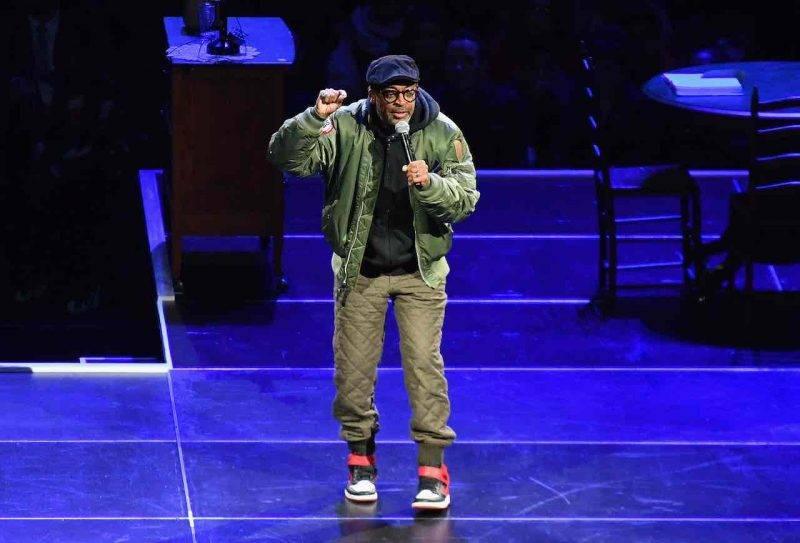 Spike Lee, l'iniziativa social del regista contro il razzismo (Getty Images)